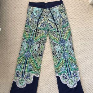 Lilly Pulitzer printed pants